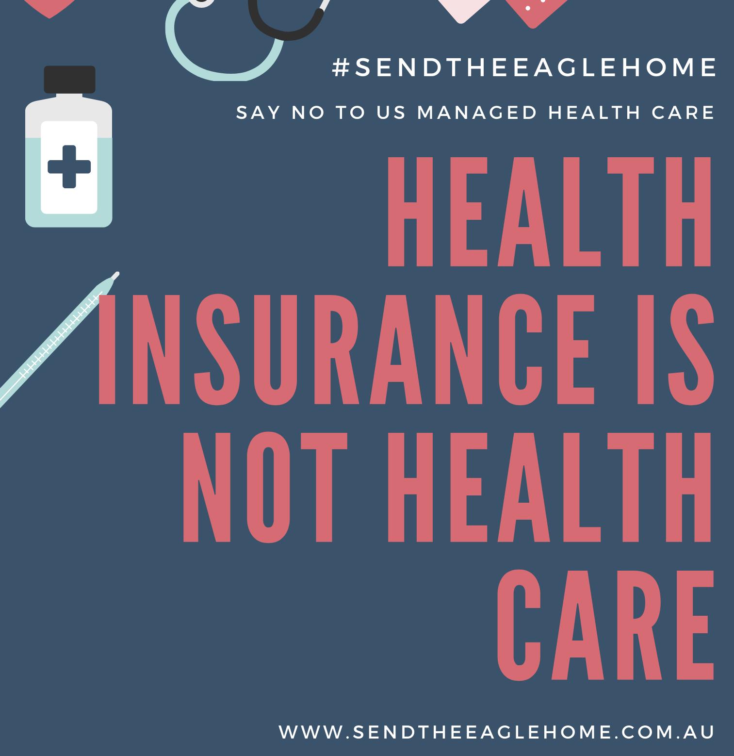 US Managed Care Threatens Australian Health Care