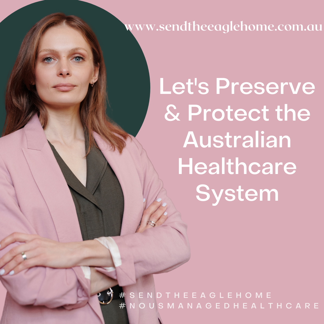 Preserving The Australian Healthcare System