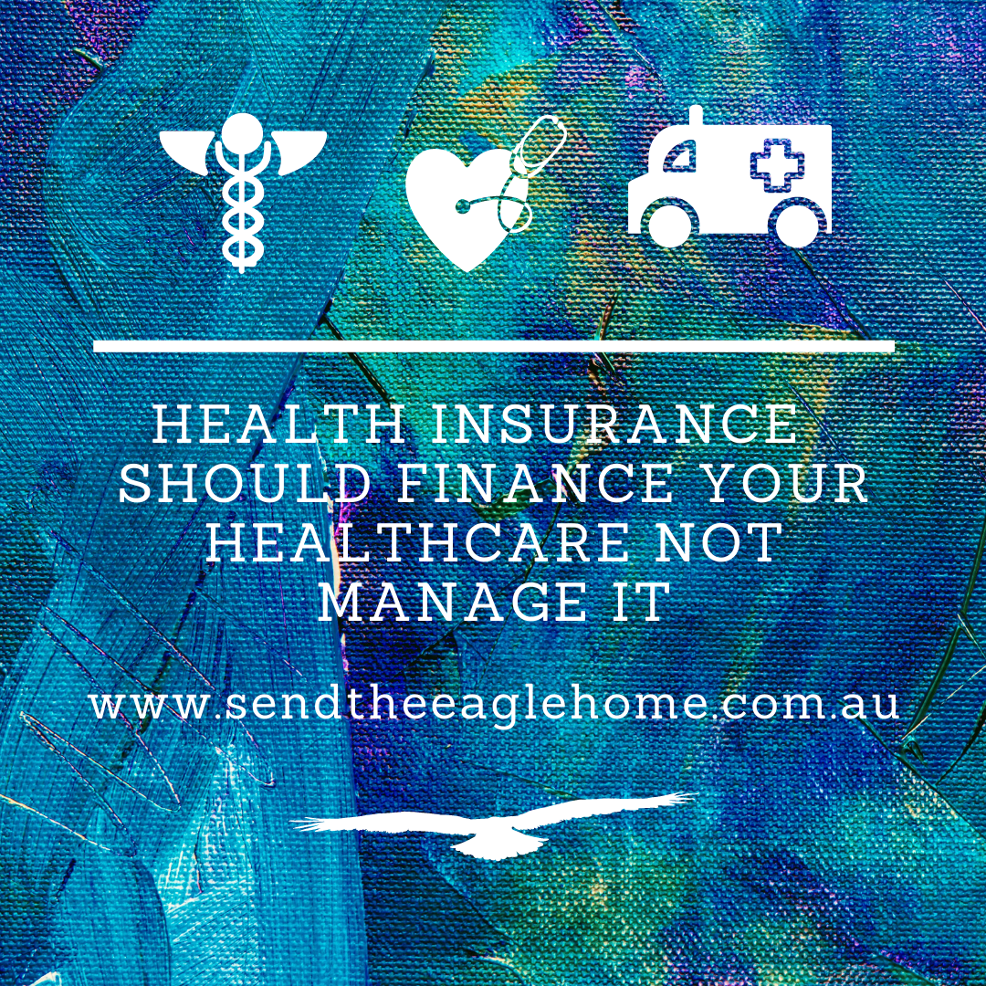 Insurance is to Finance Healthcare Not Manage It