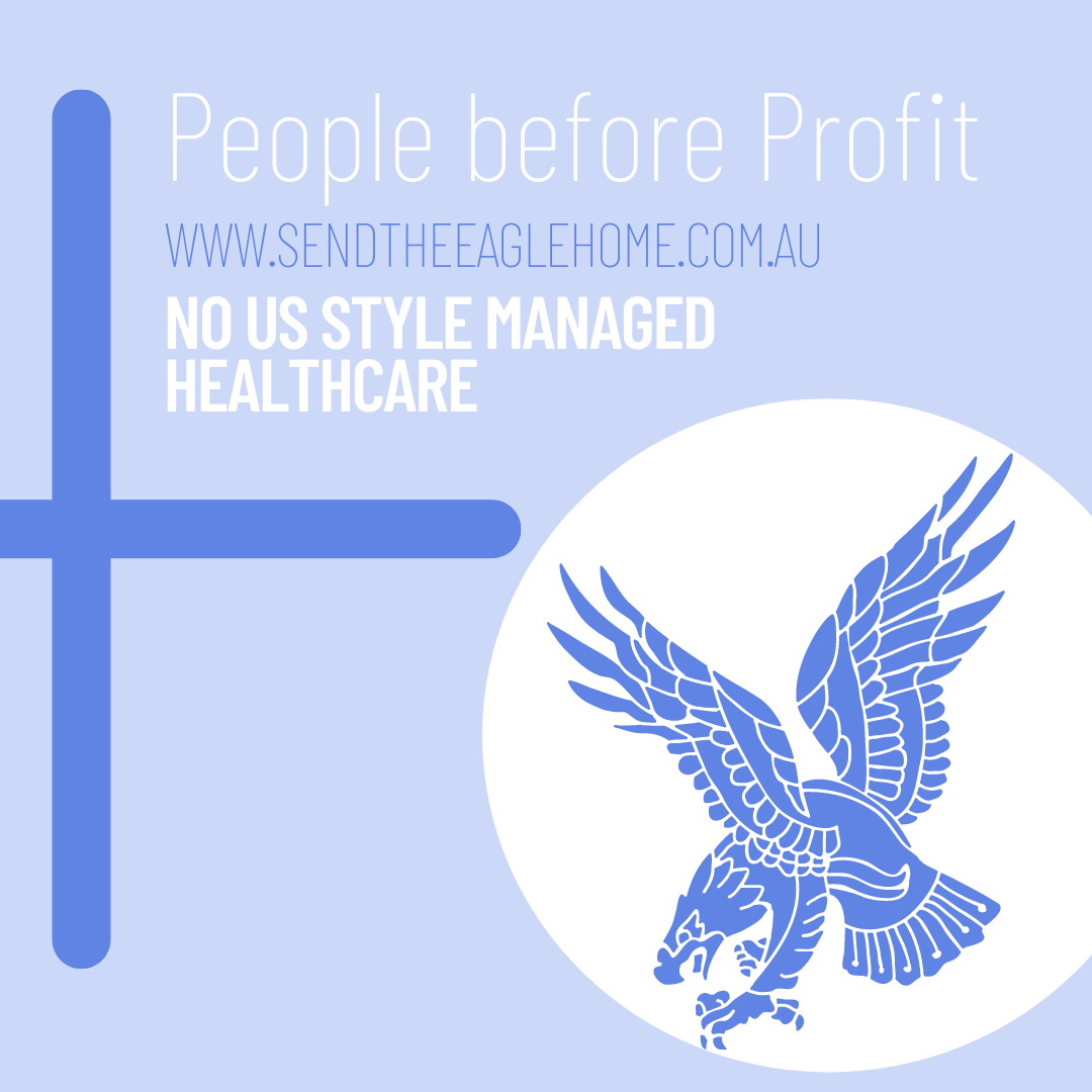 The Americanisation of the Australian Healthcare System