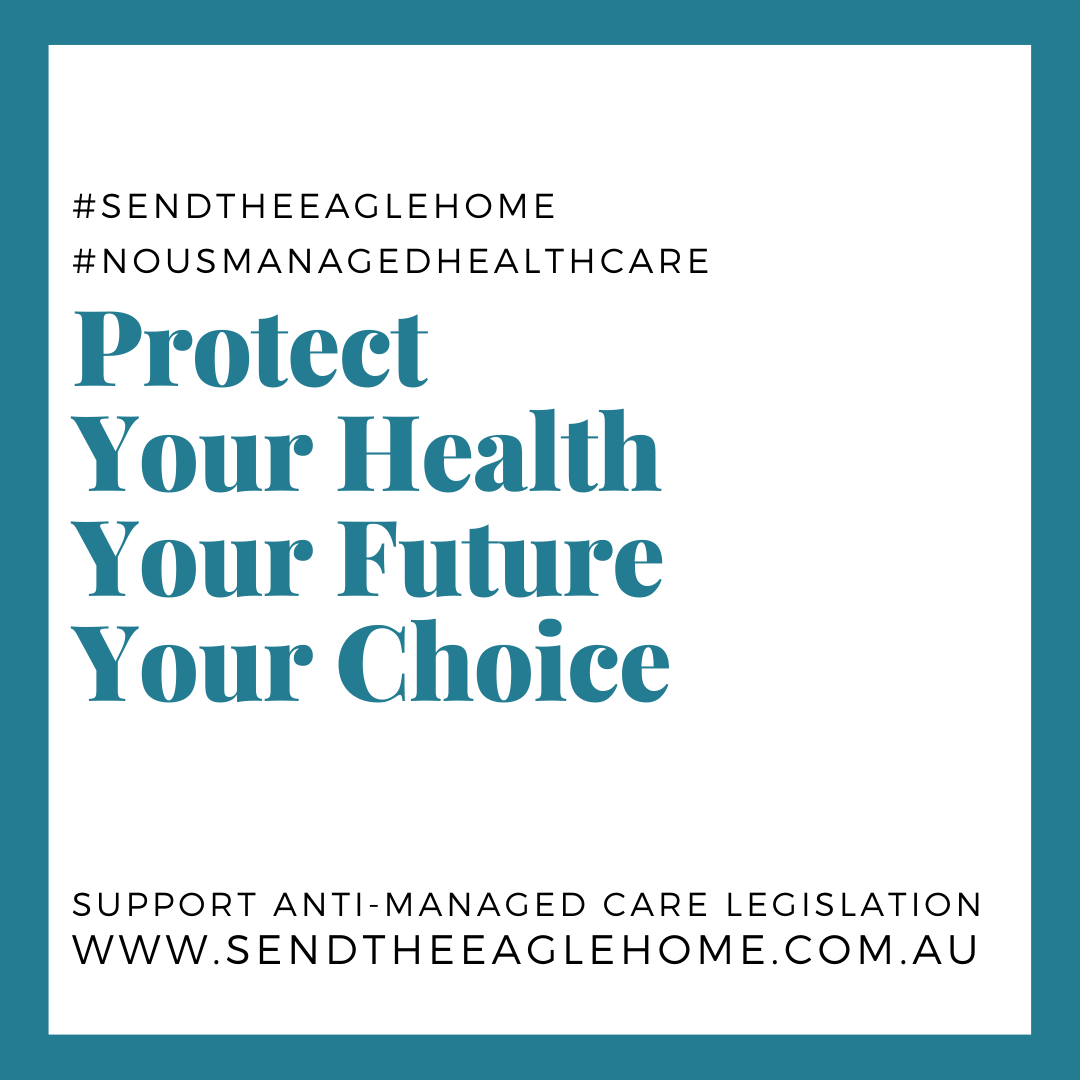 Managed Care Coming to Australia
