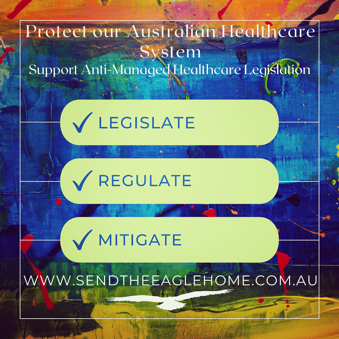The Australian Healthcare System at the Precipice of Change